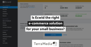 Is Ecwid the right e-commerce solution - Header