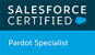 Salesforce Pardot Certified Specialist